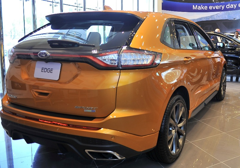 AlMana Motors launches the all-new Ford Edge in Qatar | Qatar is Booming